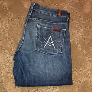 7 for all mankind, Size 26
